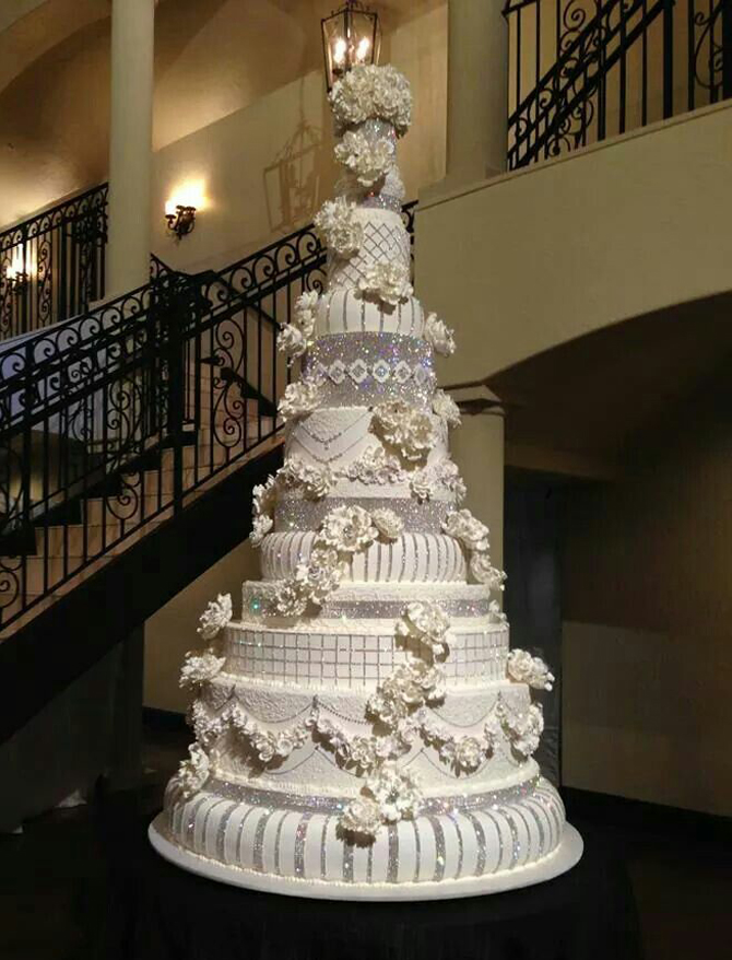 Wedding Cake Art And Design Center : 18 Wedding Cakes That Your Guests Will Remember Bridal ...