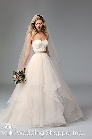 Listed Below Are The Top 10 Wedding Dress Of Fall 2016 Collection