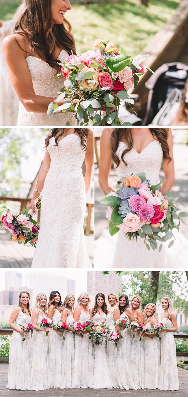 Connie + Kent | Real Wedding Featured in The Knot MN | The Wedding Shoppe