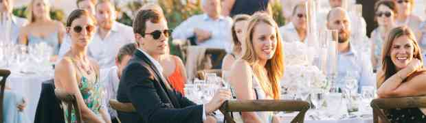 Introducing 8 Ways to Keep Your Wedding Guests Entertained at the Reception Table