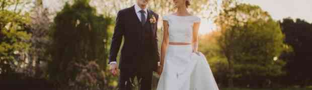 Karen Willis Holmes Real Wedding From Nick Ray Photography - Louise + Huw