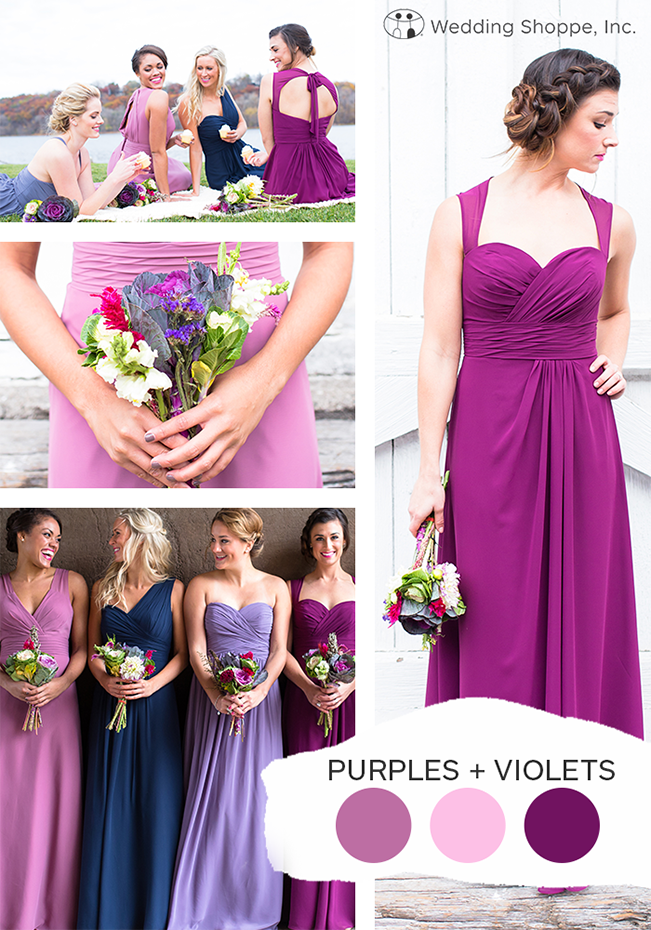 Top 10 Fall Wedding Color Schemes In 2016 No Shrinking Violet A Berry Good Day More