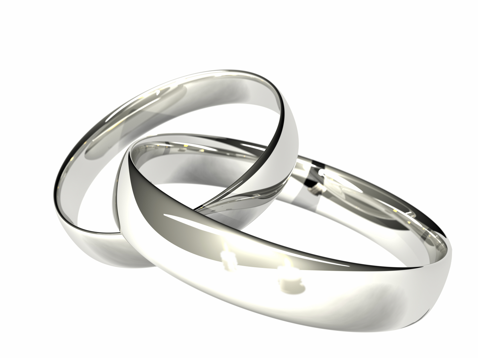 wedding rings - Silver Wedding Rings