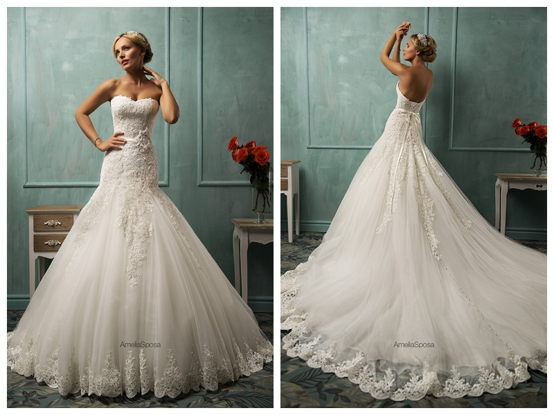 Best Wedding Dresses For 2015