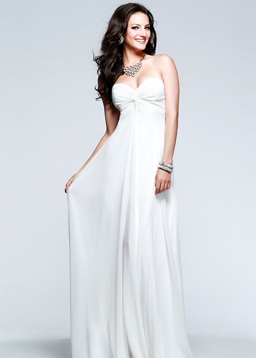 Best Wedding Dress For Pregnant Bride