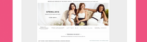 Share 3 New Wedding Dresses With You
