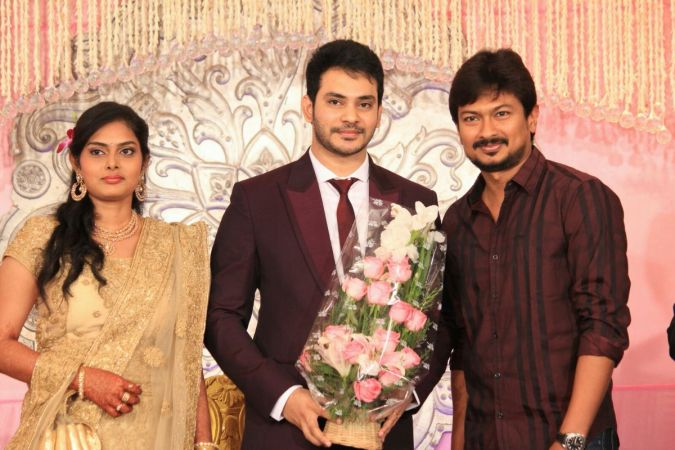 Actor Sethuraman's Wedding Reception