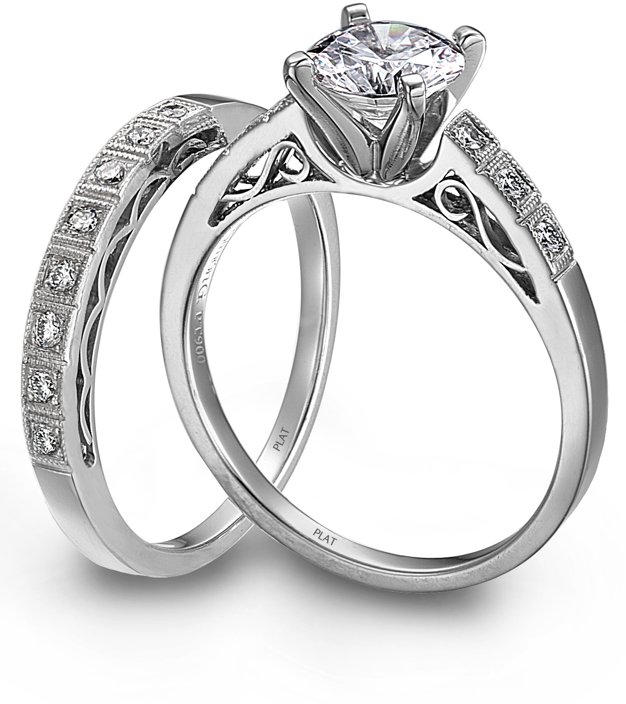 womans wedding ring - Picture Of Wedding Rings