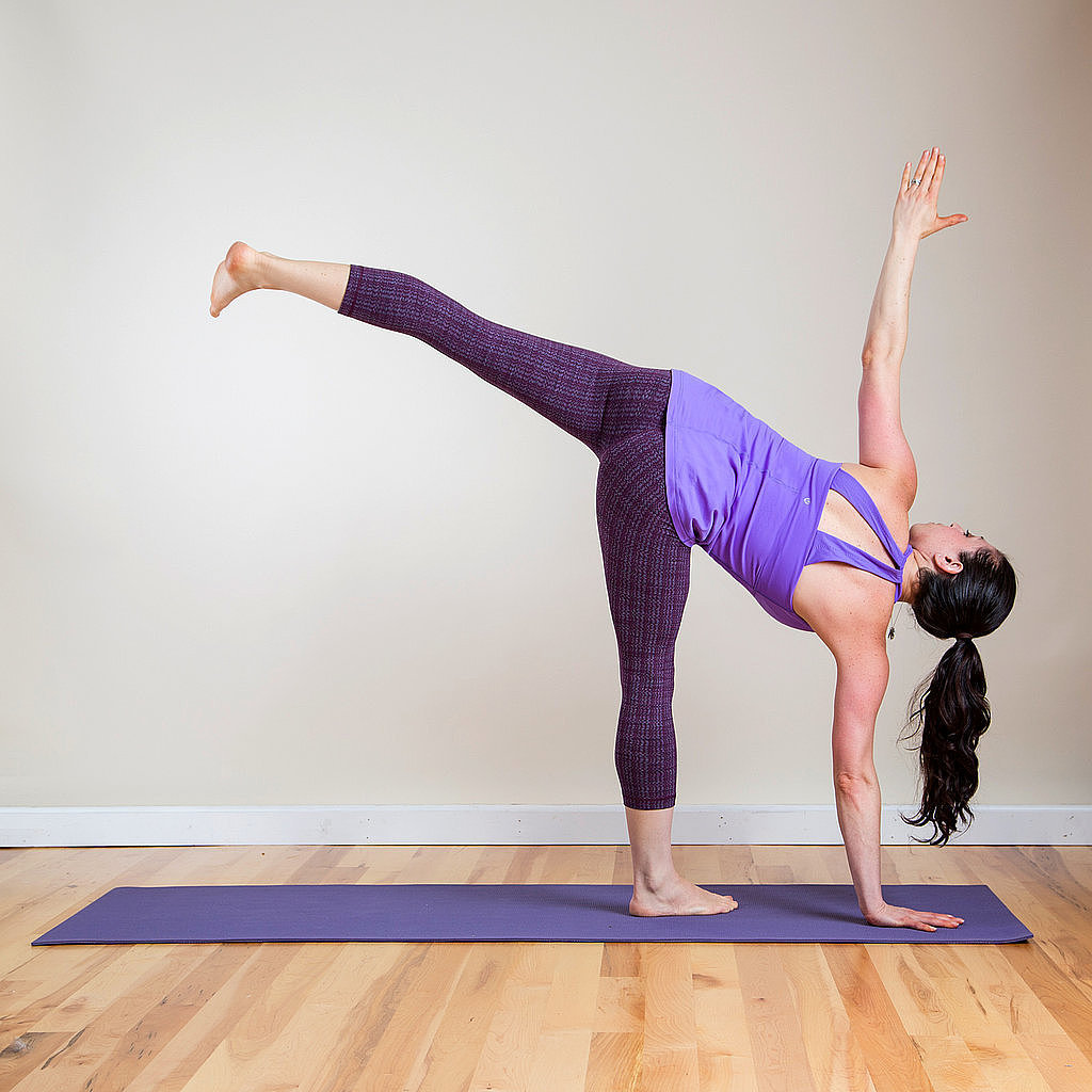 A Yoga Sequence To Prep You For The Big Day