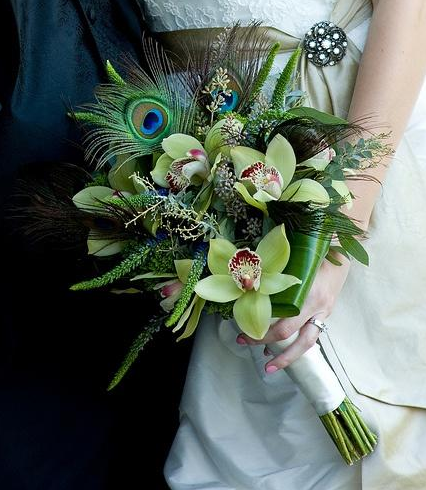 Innovative Wedding Flower Ideas