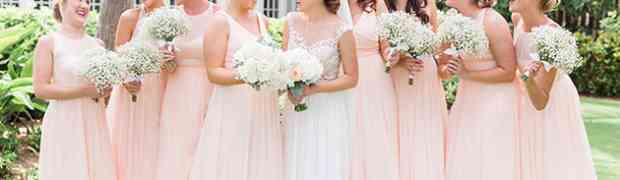 THE FIRST TIME BEING A BRIDESMAID? YOU SHOULD CHECK THESE RULES