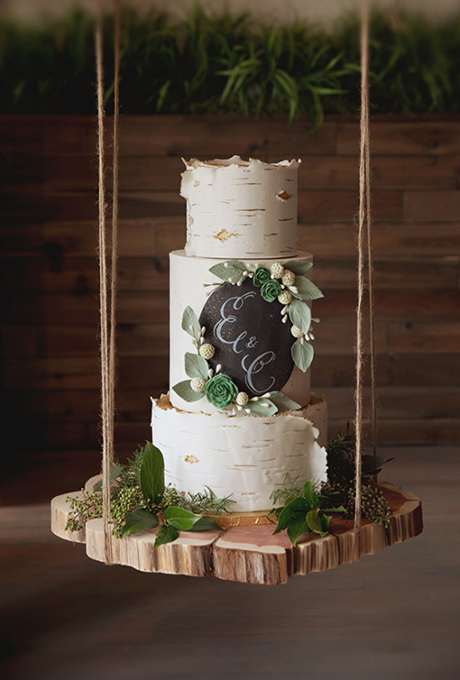 16 rustic wedding cakes we will love bridal gowns in discount. Black Bedroom Furniture Sets. Home Design Ideas