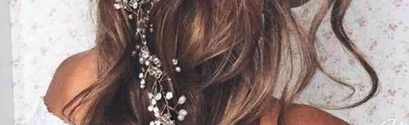 The Best Wedding Hairstyles For Bride With Long Hair
