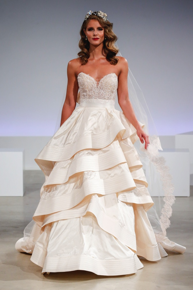 Hot New Wedding Dress