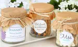 Fun Wedding Favor – Personalized S'mores Favor
