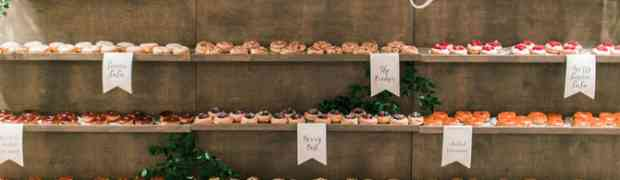 Enjoy The 18 Delightful Doughnut Displays
