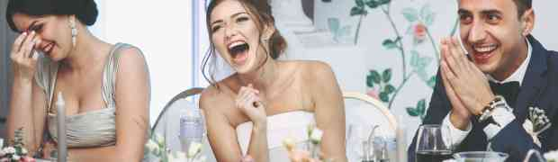 Wedding Guest Mishaps Guaranteed to Let You Cringe