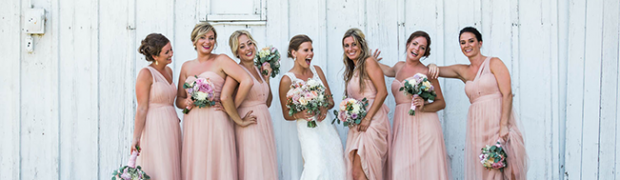 Bridesmaid Dress Trends Top 20 in 2017:Mix-and-Match, Sparkly Sequins...