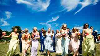 Wedding Idea : How to Choose the Best Bridesmaid Dresses?