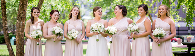 Mismatched Bridesmaid Dresses: 5 Ways to Pull Off the Trend!