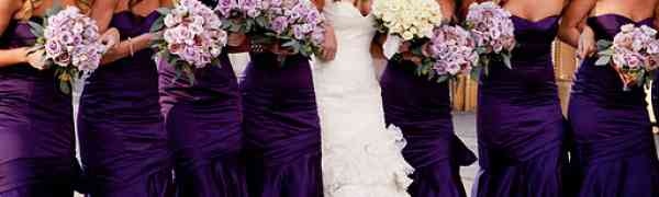 Top Tips on Selecting your Bridesmaids' Dresses