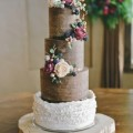 Give You Rustic Fall Wedding Cake