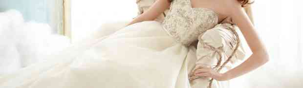 Hundreds Of Wedding & Evening Gowns Being Sold At Discounted Prices