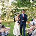 Real Weddings - Kathy Chen And Danny Schneider