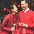 Myolie Wu & Philip Lee Goes Through Traditional Hakka Wedding Ceremony