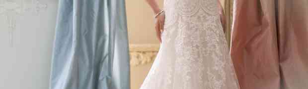 Share Tale Of Two Family Wedding Dresses With You