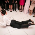 line dance in your wedding